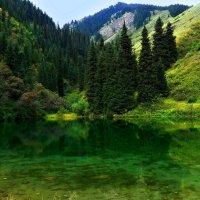 Горное озеро :: LORRA ***