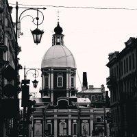 Храм Святого Великомученика и Целителя Пантелеймона, Санкт-Петербург :: Полина