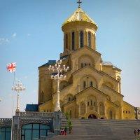 Тбилиси. Собор Цминда Самеба (Святой Троицы). :: Игорь