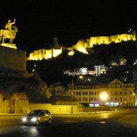 Ночной Тбилиси. :: Игорь