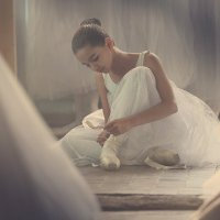 мир балета :: Надежда Шибина