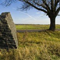 Камень у дороги :: Тарас Грушивский