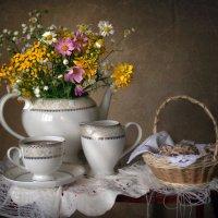 Чай с пряниками :: lady-viola2014 -
