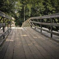Перспективный мостик..) :: Барбара