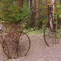 Вот такой велосипэд :: Hard Distortion