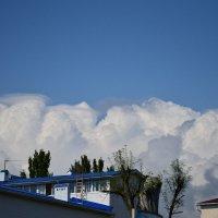 облака после дождя :: Светлана