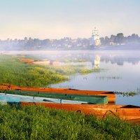 На берегах Сухоны :: Валерий Талашов