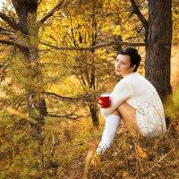 осень, кофе :: Ирина Шаманаева