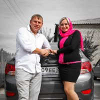 Дмитрий и Аня :: сергей михайлов