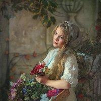 Маленькая Цветочница :: Наташа Родионова