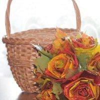 кленовые розы :: Ирина Рыкина