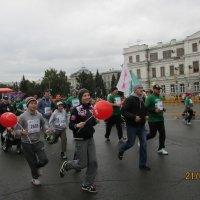 Сиб. междунар. марафон :: раиса Орловская