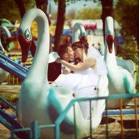 моя свадьба №1 :: Дмитрий Бабаев
