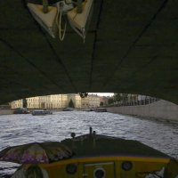 под мостом :: Сергей Глотов
