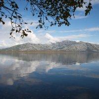 Таежное озеро :: Борис Швец