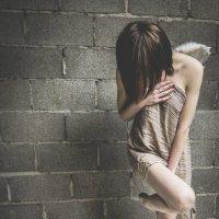 ангел :: Лилия Лекомцева