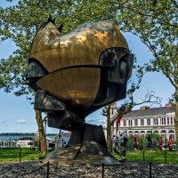 Нью Йорк, скульптура :: Ольга Маркова