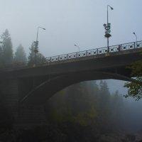 Иматра.Мост. :: Владимир Шутов