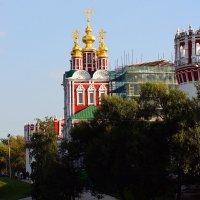 Архитектура Новодевичьего :: Igor Khmelev