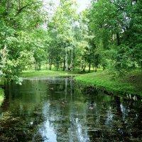Гатчина. Дворцовый парк :: alemigun