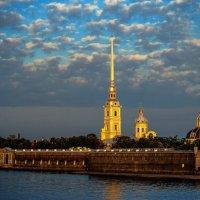 Доброе утро Санкт-Петербург :: Konstantin Knyazev