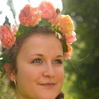 портрет невесты :: Dorosia