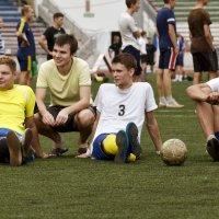 Болеем за футбол :: Viktor Pjankov