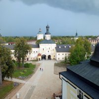 Кирилло-Белозерский монастырь :: Николай