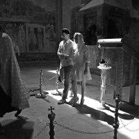 Венчание в Светицховели :: Елена Жукова