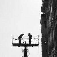 Men at work :: Игорь Федулов