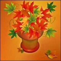 Осенний букет :: Юлия Z