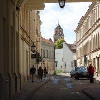 Старый город, Вильнюс :: Gennadiy Karasev