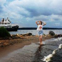Море волнуется..раз! :: Виктория Суслонова