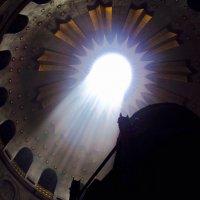 ОН с нами (храм Гроба Господня, Иерусалим) :: Ice Berg