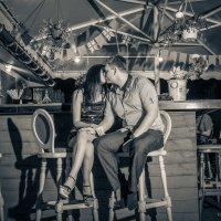Love Story в черно-белых тонах #1 :: Артур Макаров