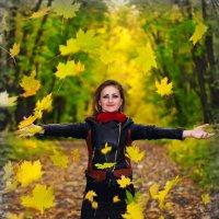 Осень.. ))) :: Владимир Анатольевич