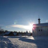 Зима :: Надежда Тельнова