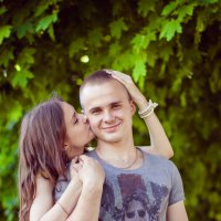 Love story :: Наталья Олексеенко