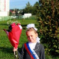 Первое сентября :: Кристина Щукина