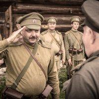Служу Отечеству! :: Андрей Ярославцев