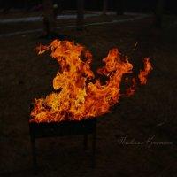Пламя :: Кристина Щукина