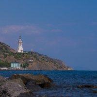 Храм-маяк Святого Николая Чудотворца :: Андрей Гришанов