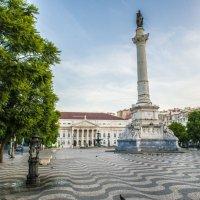 Площадь Россиу, Лиссабон :: Сергей Вахов