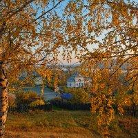 Золотая осень :: vladimir