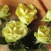 В любом цвете-хороши :: Лидия (naum.lidiya)