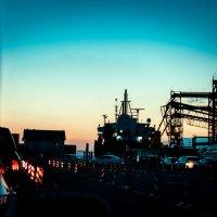 Порт Кавказ :: Ольга Добровольская
