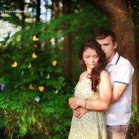Love story :: Елена Fabrichnova