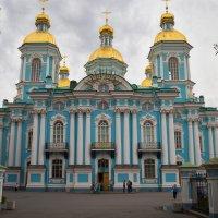 Николо-Богоявленский Морской собор. :: Андрей Вячеславович