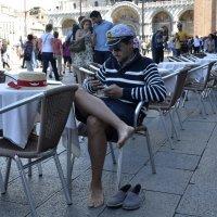 В кафе :: Николай Танаев