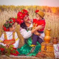 пшеница :: Елена Инютина